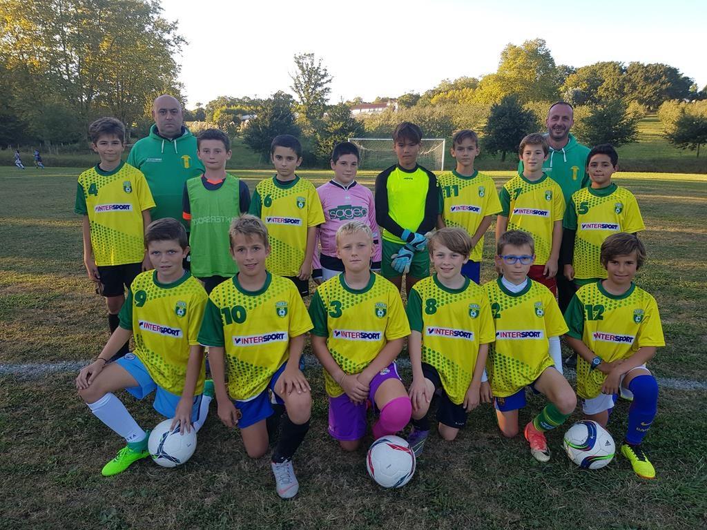 Arbona FC - U13-2 2018-2019