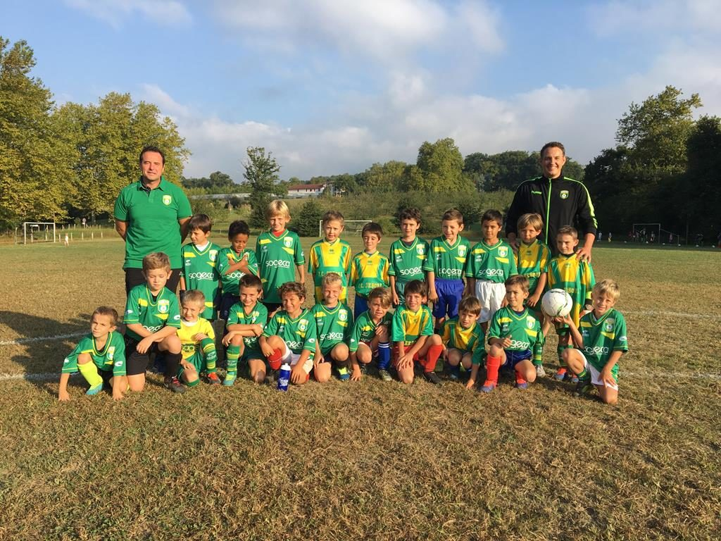 Arbona FC - U8 2018-2019