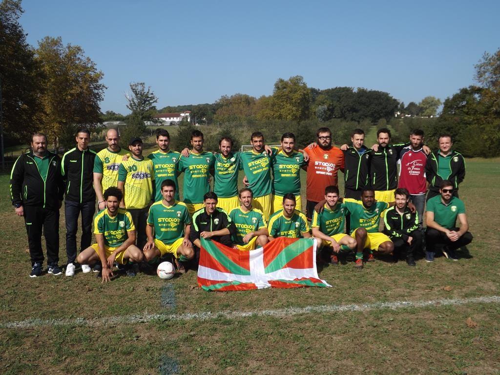 Arbona FC - Séniors A 2018-2019
